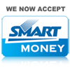 We now accept Smart Money!
