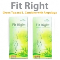Fit Right (Green Tea, L-carnitine & Ampalaya)