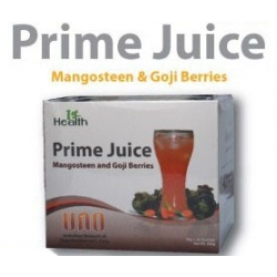 Prime Juice Mangosteen & Goji Berry